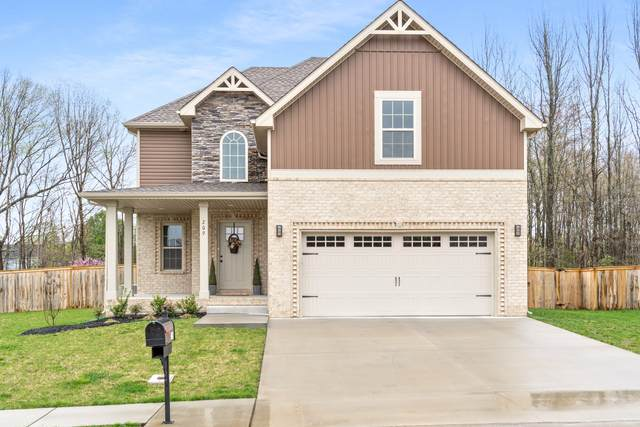 209 Ledina Ct, Clarksville, TN 37043 (MLS #RTC2137955) :: John Jones Real Estate LLC
