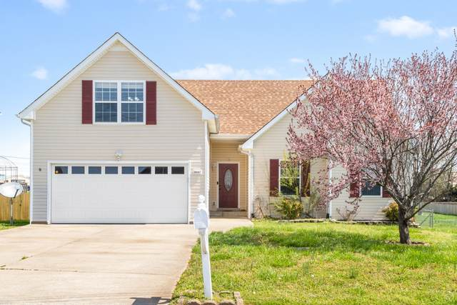 3887 Mackenzie Dr, Clarksville, TN 37042 (MLS #RTC2137961) :: Oak Street Group