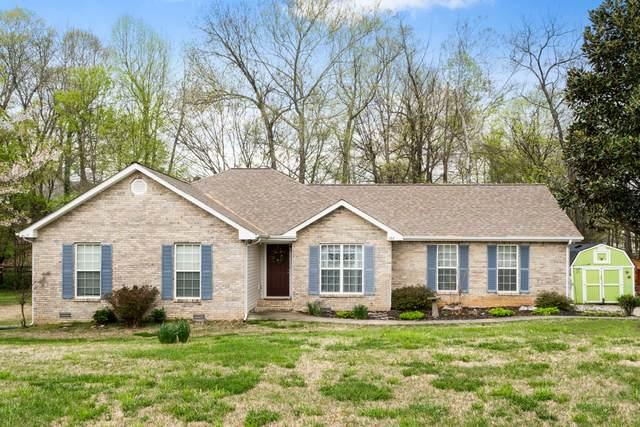 166 W Regent Dr, Clarksville, TN 37043 (MLS #RTC2138034) :: Kimberly Harris Homes