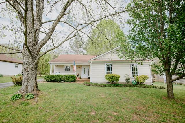 614 Belinda Pkwy, Mount Juliet, TN 37122 (MLS #RTC2138091) :: DeSelms Real Estate