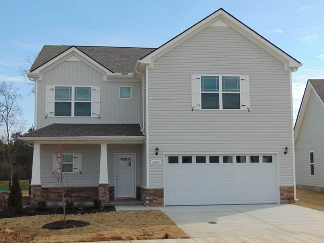 2029 Kinsale, Murfreesboro, TN 37128 (MLS #RTC2138097) :: Berkshire Hathaway HomeServices Woodmont Realty