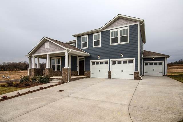 916 Orchid Place, Hendersonville, TN 37075 (MLS #RTC2138121) :: Benchmark Realty