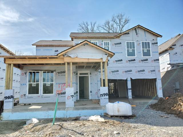 148 Picasso Circle #734, Hendersonville, TN 37075 (MLS #RTC2138128) :: Benchmark Realty