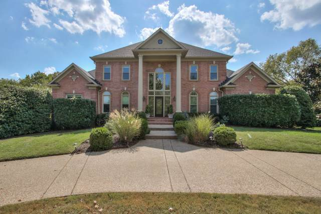 5181 Remington Drive, Brentwood, TN 37027 (MLS #RTC2138135) :: Berkshire Hathaway HomeServices Woodmont Realty