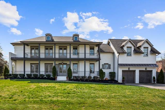 111 Heady Dr, Nashville, TN 37205 (MLS #RTC2138142) :: Armstrong Real Estate