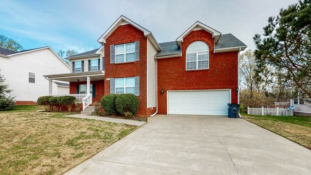 3313 Sunny Slope Dr, Clarksville, TN 37043 (MLS #RTC2138164) :: Kimberly Harris Homes