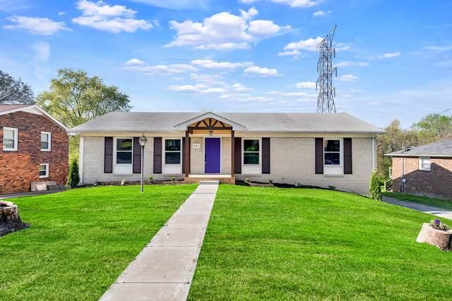 591 Huntington Pkwy, Nashville, TN 37211 (MLS #RTC2138170) :: Village Real Estate