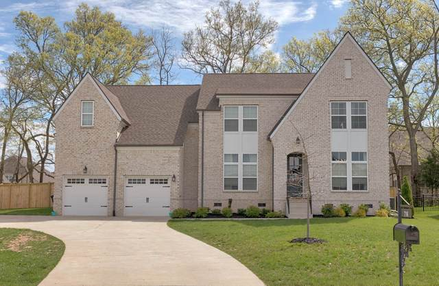 714 Rain Meadow Ct, Spring Hill, TN 37174 (MLS #RTC2138192) :: RE/MAX Homes And Estates