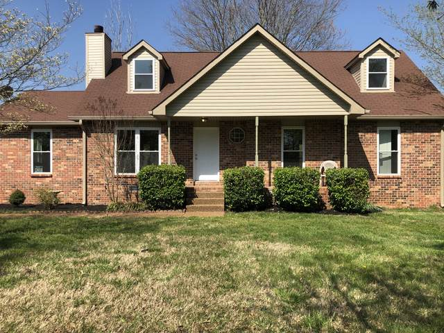 629 Shelley Dr, Mount Juliet, TN 37122 (MLS #RTC2138212) :: Nashville on the Move