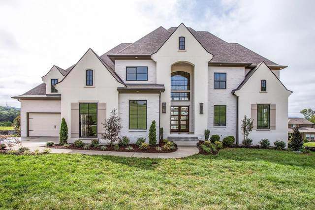 6007 Lookaway Circle -Lot 117, Franklin, TN 37067 (MLS #RTC2138228) :: Team George Weeks Real Estate
