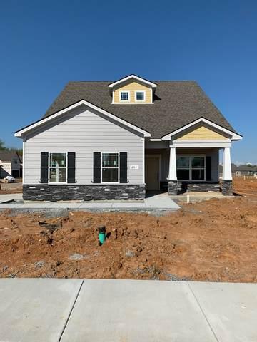 201 Eusa Cantrell Ln.  (L 23), Smyrna, TN 37167 (MLS #RTC2138242) :: Kimberly Harris Homes