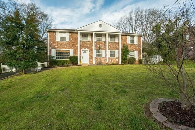 4811 Overcrest Dr, Nashville, TN 37211 (MLS #RTC2138400) :: Team George Weeks Real Estate