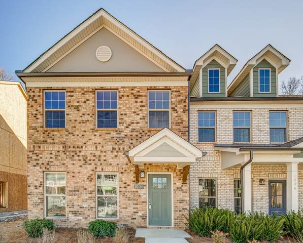 1056 Emery Bay Circle, Lot #50, Hendersonville, TN 37075 (MLS #RTC2138418) :: RE/MAX Homes And Estates