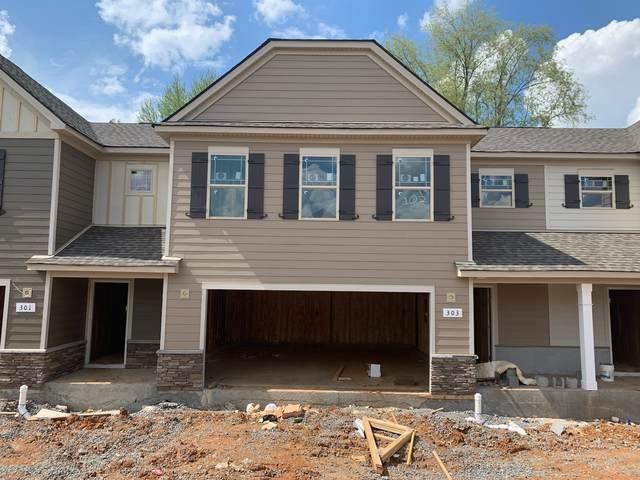 303 Homer Jackson Dr. (L 102), Smyrna, TN 37167 (MLS #RTC2138448) :: John Jones Real Estate LLC