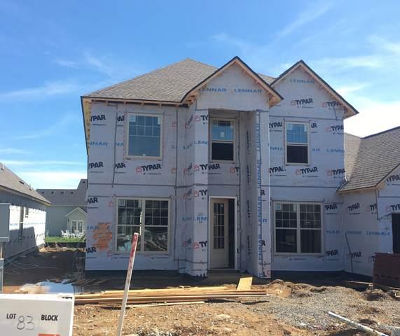 1608 Gingerwood Drive Oxf 83, Murfreesboro, TN 37129 (MLS #RTC2138455) :: REMAX Elite