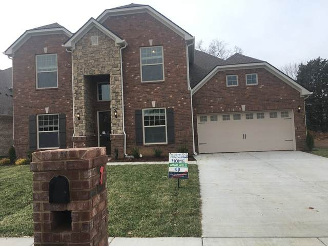 1644 Gingerwood Drive 74 Alp, Murfreesboro, TN 37129 (MLS #RTC2138464) :: John Jones Real Estate LLC