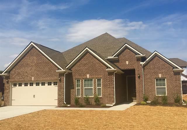 1637 Gingerwood Drive #121 Cho, Murfreesboro, TN 37129 (MLS #RTC2138469) :: REMAX Elite