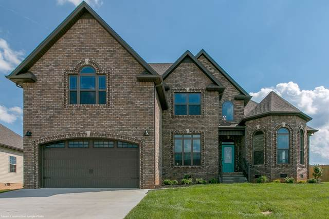 17 Reserve At Hickory Wild, Clarksville, TN 37043 (MLS #RTC2138487) :: Christian Black Team