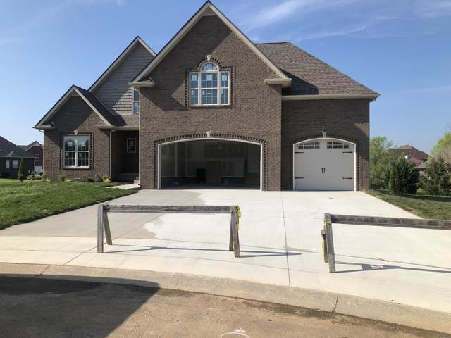608 Glen Arbor Ct, Clarksville, TN 37043 (MLS #RTC2138494) :: Christian Black Team