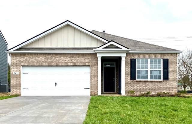 213 William Dylan Drive, #71, Murfreesboro, TN 37129 (MLS #RTC2138502) :: Benchmark Realty