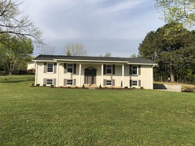 250 Red Hill Center Rd, Lawrenceburg, TN 38464 (MLS #RTC2138513) :: Christian Black Team