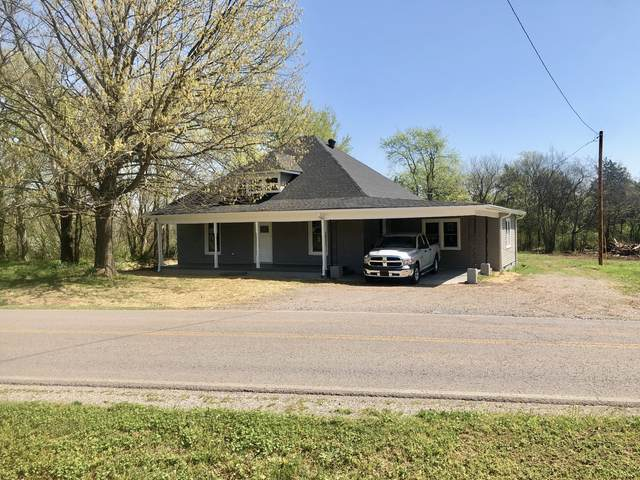980 Old Nashville Dirt Rd, Shelbyville, TN 37160 (MLS #RTC2138558) :: RE/MAX Homes And Estates