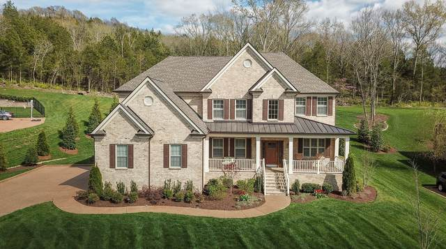 9529 Glenfiddich Trce, Brentwood, TN 37027 (MLS #RTC2138598) :: Village Real Estate