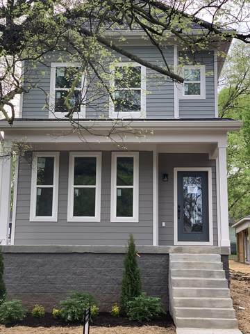 1207B Stainback Ave B, Nashville, TN 37207 (MLS #RTC2138624) :: The Helton Real Estate Group