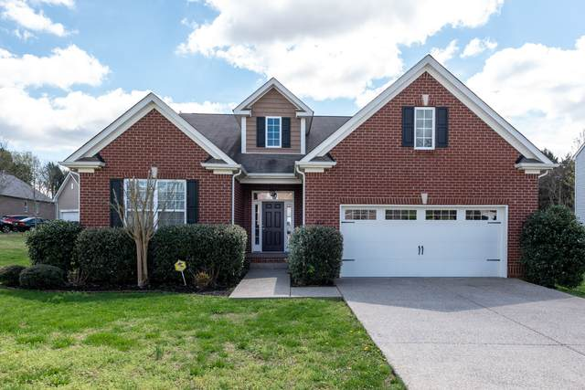 1812 Looking Glass Ln, Nolensville, TN 37135 (MLS #RTC2138636) :: Exit Realty Music City