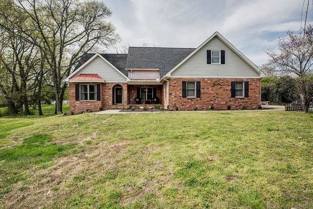 1107 Newmans Trail, Hendersonville, TN 37075 (MLS #RTC2138658) :: RE/MAX Homes And Estates
