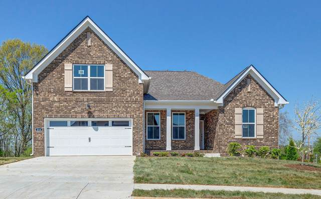 216 Star Pointer Way, Spring Hill, TN 37174 (MLS #RTC2138713) :: RE/MAX Homes And Estates