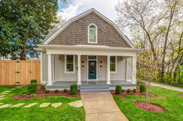 907 S Douglas Ave, Nashville, TN 37204 (MLS #RTC2138730) :: Village Real Estate