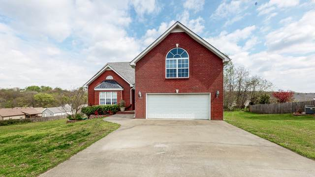 1132 Channelview Ct, Clarksville, TN 37040 (MLS #RTC2138822) :: Benchmark Realty