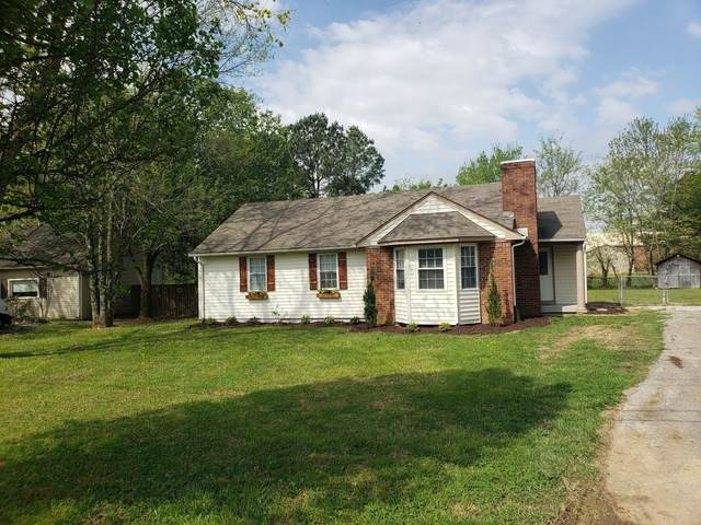 109 Sunnymeade Dr, Mount Juliet, TN 37122 (MLS #RTC2138911) :: The Group Campbell powered by Five Doors Network