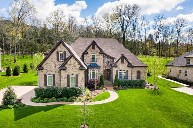 9527 Glenfiddich Trce, Brentwood, TN 37027 (MLS #RTC2138922) :: Village Real Estate