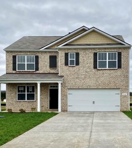 208 Tessa Grace, Lot 78, Murfreesboro, TN 37129 (MLS #RTC2138930) :: Exit Realty Music City