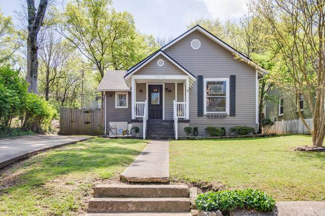3905 Nevada Ave, Nashville, TN 37209 (MLS #RTC2139026) :: Maples Realty and Auction Co.