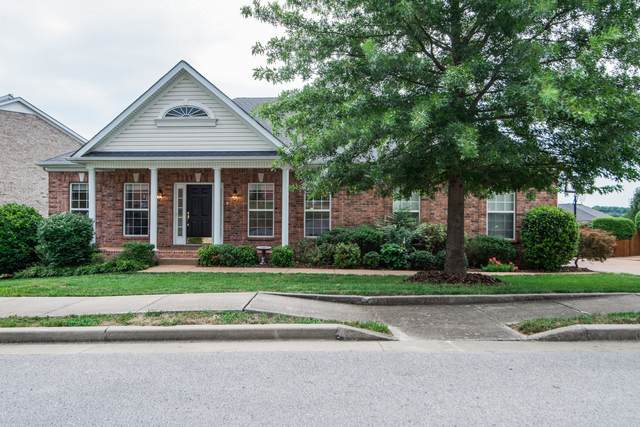 1128 Banbury Ln, Brentwood, TN 37027 (MLS #RTC2139029) :: Nashville on the Move