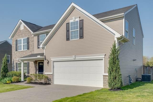 2537 Janalyn Trce, Hermitage, TN 37076 (MLS #RTC2139160) :: Stormberg Real Estate Group