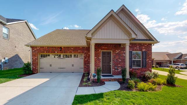 1363 Coates Ln, Gallatin, TN 37066 (MLS #RTC2139181) :: Nashville on the Move