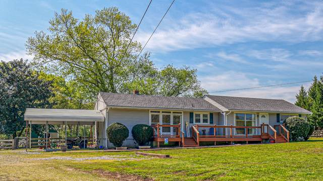 3327 Hampshire Pike, Mount Pleasant, TN 38474 (MLS #RTC2139182) :: Five Doors Network