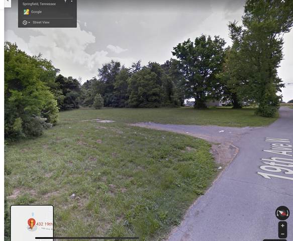 434 19th Ave W, Springfield, TN 37172 (MLS #RTC2139314) :: CityLiving Group