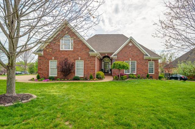 2031 N Amber Dr, Spring Hill, TN 37174 (MLS #RTC2139403) :: RE/MAX Homes And Estates