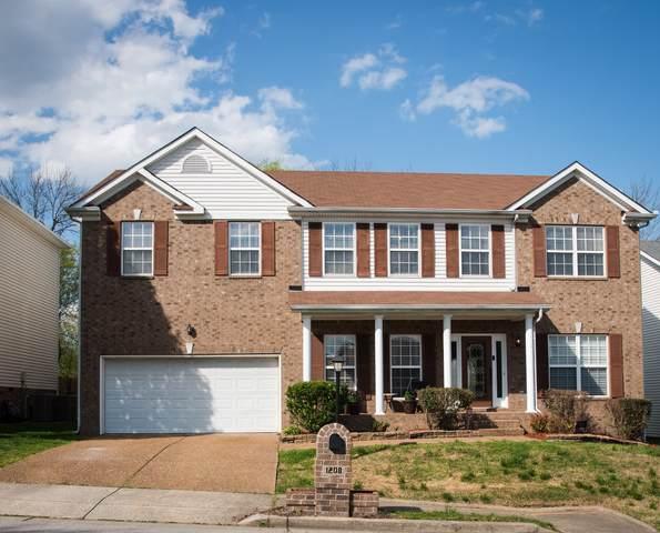1208 Rockeford Dr, Nashville, TN 37221 (MLS #RTC2139478) :: Nashville on the Move