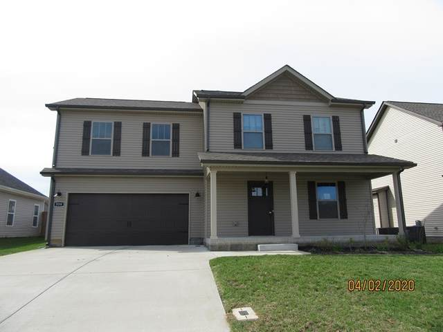 539 Medallion Cir, Clarksville, TN 37042 (MLS #RTC2139504) :: The Group Campbell powered by Five Doors Network