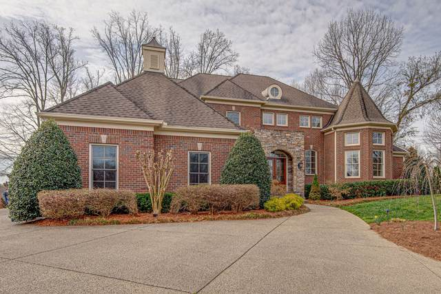 9615 Mitchell Pl, Brentwood, TN 37027 (MLS #RTC2139505) :: The Group Campbell powered by Five Doors Network