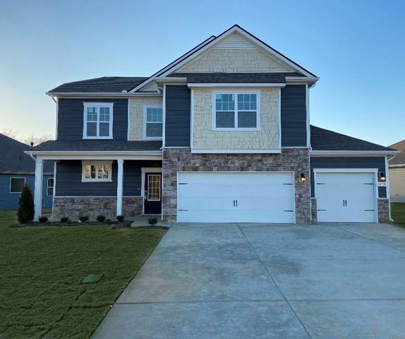 1208 Black Oak Drive #250, Murfreesboro, TN 37128 (MLS #RTC2139530) :: Maples Realty and Auction Co.