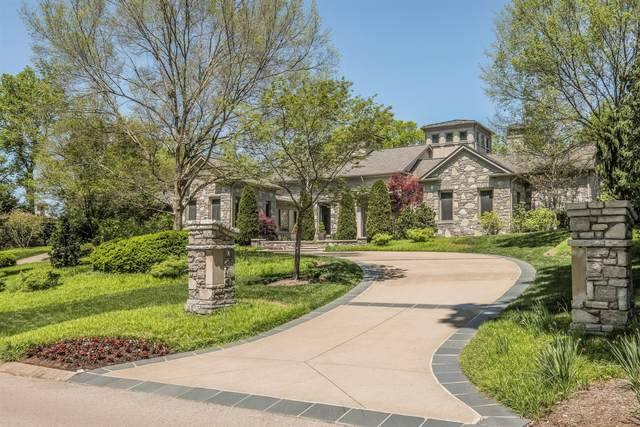 7 Colonel Winstead Dr, Brentwood, TN 37027 (MLS #RTC2139636) :: HALO Realty