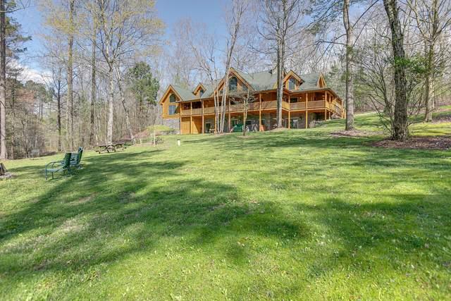 511 Covered Bridge Ln, Summertown, TN 38483 (MLS #RTC2139953) :: Village Real Estate