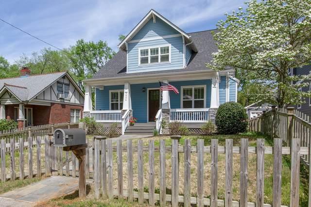 2606 W Linden Avenue, Nashville, TN 37212 (MLS #RTC2140148) :: Ashley Claire Real Estate - Benchmark Realty